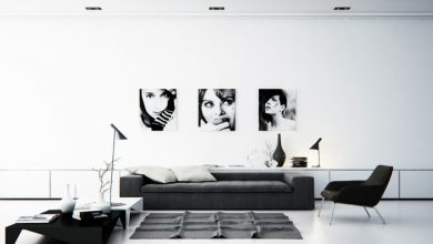 Photo of Living minimalista para cambiar tu estilo – Decoraciones interiores para el hogar