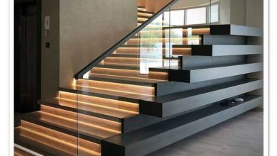 Photo of Iluminación para escaleras – Decoración de interiores innovadoras